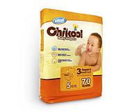 Подгузники детские Chikool Baby Diapers XL (5+) (12+ кг), 70 шт.