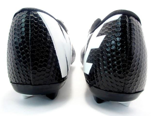 Футбольные бутсы Nike Mercurial FG Black/White