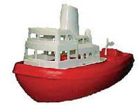 Корабль пластмассовый