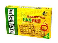 Разжигатель ЭКОПАЛ (коробка 40 кусков)