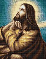 """Набор для вышивки крестиком (религия) """"Мольба Иисуса"""""""