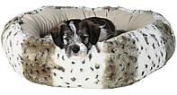 Лежак для собак Trixie Leika меховой 50 см (36971)