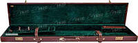 Кейс Emmebi Mod. 400/C01 кал.12 для O/U, SxS, длина ружья до 118 см, отделение для аксессуаров, кожзам. Suprem