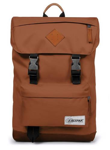 Легкий рюкзак 24 л. Rowlo Eastpak EK94679L коричневый