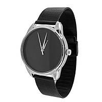 Часы наручные Черный Минимализм металл