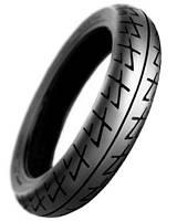 Резина 3.50 10 на скутер передняя/задняя SHINKO 3.50-10 51J TL/SR009