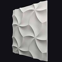Стеновая 3D панель Оригами