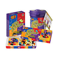 Подарочный набор Jelly Belly Bean Boozled 3 шт. - Рулетка, Диспенсер и коробочка конфет