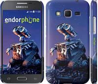 "Чехол на Samsung Galaxy J5 J500H Wall-e ""3015u-100"""