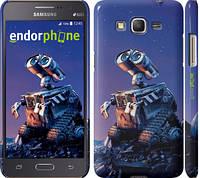 "Чехол на Samsung Galaxy J7 J700H Wall-e ""3015u-101"""