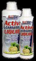 Жиросжигатель ActiWay Nutrition L-Carnitine Liquid  1 L