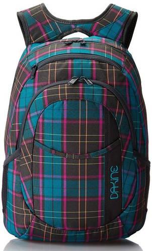 """Трендовый женский рюкзак с отделением для ноута 14"""", разноцвет Dakine GARDEN 20L sanibel 610934897579"""