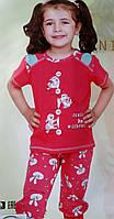 Детская пижама для девочки 85152 Капри