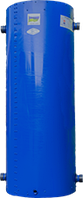 Бак аккумулятор Идмар 1200 литров для системы отопления с утеплением и стальным корпусом. Буферные емкости.