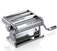 Тестораскаточная машинка-лапшерезка ручная механическая Marcato Ampia 180 mm Италия