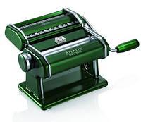 Паста-машина для приготовления лапши и нарезки теста (лапшерезка) Marcato Atlas 150 Verde зеленый