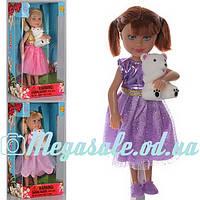 Кукла Defa Lucy с мишкой, 3 вида: размер 13см