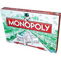Настольная игра Монополия Hasbro на русском языке. Оригинал