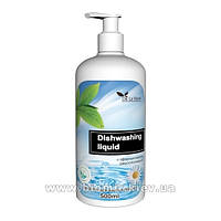 Средство для мытья посуды с эфирным маслом ромашки DeLaMark