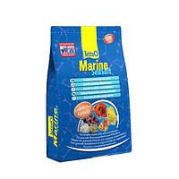 Tetra Marine SeaSalt Морская соль для создания превосходной морской воды для здоровья морских рыб