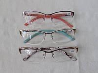 Очки женские полуоправные Fabia Monti 310