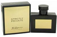 Мужская оригинальная туалетная вода Hugo Boss Baldessarini Strictly Private, 50ml  NNR ORGAP /5-52