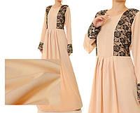 Платье с гипюром 14 цветов
