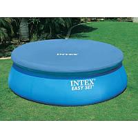 Тент для надувного бассейна Intex 305 см ПВХ