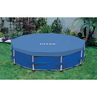 Тент для надувного каркасного бассейна Intex 305 см ПВХ