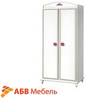 Шкаф 2-х дверный Фиерия (Скай TM)