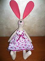 Заяц Тильда девочка игрушка