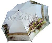 Женский зонт Пагода ( полный автомат, 4 сложения ) арт.24755-12