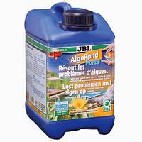 JBL AlgoPond Forte 2500 ml-средство для борьбы со всеми видами водорослей в декоративном водоеме (27407)