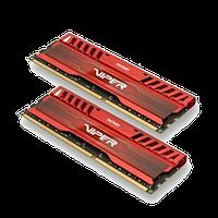 Оперативная память PATRIOT VIPER 16GB (2 x 8GB) KIT DDR3 (PC3-17000) 2133MHz PD000303-PV316G213C1KRD