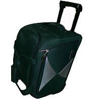 Супер большая(гигант) дорожная сумка(66см.)на силиконовых колёсах фирмы MERCURY