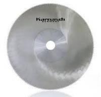 Пильные диски для нержавеющей стали из HSS-DMo5+Со5 D=210x2,0x32 mm, z=210BW Karnasch (Германия)