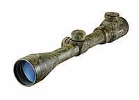 Оптический прицел для пневматической винтовки Tasco ПР-3-9x40-E-T-(Camo), зрачок 13.3-4.44 мм, Duplex