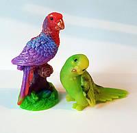 """Ароматное мыло ручной работы  """"попугай ара"""""""