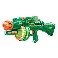 Пулемет детский 7002 с мягкими пулями. Оружие.