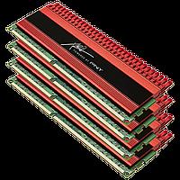 Оперативная память PNY XLR8 16GB (4 X 4GB) DDR3 DRAM 2133MHZ PC3-17000 MEMORY KIT (MD16384K4D3-2133-X10)