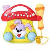 Детское караоке Музыкальный теремок 9381 Joy Toy