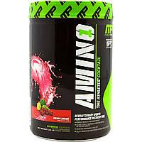 Аминокислотные комплексы MusclePharm Amino 1 427 г  лимон-лайм