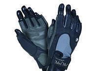 Перчатки спортивные, для зала Mad Max Перчатки mad max cool mfg870 - серо-голубой 2 шт   M