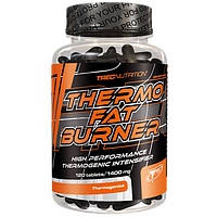 Жиросжигатели, Термогеники Trec Nutrition Thermo fat burner max 120 таб