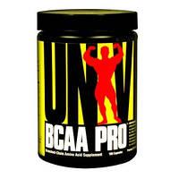 BCAA - Лейцин, Изолейцин, Валин Universal Nutrition Bcaa pro 100 капс