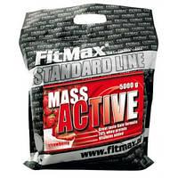 Гейнеры FitMax Mass Active 5.0 kg - Ваниль