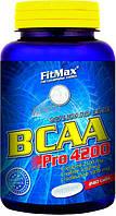 BCAA - Лейцин, Изолейцин, Валин Fitmax Bcaa pro 4200 240 таб
