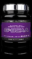 BCAA - Лейцин, Изолейцин, Валин Scitec Nutrition G-bcaa 250 capsules