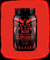 Изотоники Scitec Nutrition Head crusher 12 rounds intra wo 1665g  mango