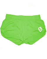 Шорты женские Scitec Nutrition Shorts Girl Green S